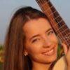 Julia Lange chitarrista classica
